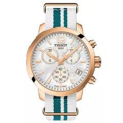 Moteriškas laikrodis Tissot su chronografu kaina ir informacija | Moteriški laikrodžiai | pigu.lt