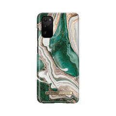 iDeal of Sweden for Samsung S20 Golden Jade Marble kaina ir informacija | Telefono dėklai | pigu.lt