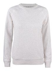 Džemperis moterims Clique Premium OC Roundneck nature melange kaina ir informacija | Džemperis moterims Clique Premium OC Roundneck nature melange | pigu.lt
