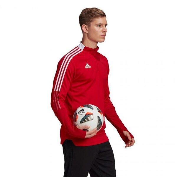 Džemperis vyrams Adidas Tiro 21 M GH7303, raudonas kaina