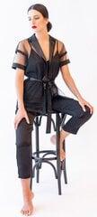 Hays švarkelis Siyah Laisvalaikio apranga kaina ir informacija | Moteriški švarkeliai | pigu.lt