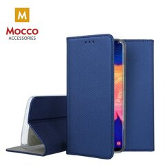 Mocco Smart Magnet Book Case For LG K52 Blue kaina ir informacija | Telefono dėklai | pigu.lt