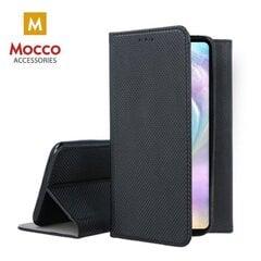 Mocco Smart Magnet Book Case For LG K52 Black kaina ir informacija | Telefono dėklai | pigu.lt