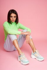 Sportiniai bateliai moterims Goe, įvairių spalvų kaina ir informacija | Sportiniai bateliai, kedai moterims | pigu.lt