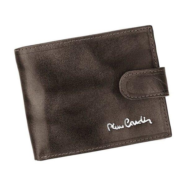 Piniginė vyrams Pierre Cardin su RFID VPN1911, ruda kaina ir informacija | Vyriškos piniginės, kortelių dėklai | pigu.lt
