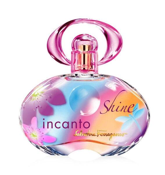 Tualetinis vanduo Salvatore Ferragamo Incanto Shine EDT moterims 50 ml kaina ir informacija | Kvepalai moterims | pigu.lt