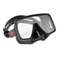 Kaukė Scorpena RedLine Omega kaina ir informacija | Nardymo kaukės | pigu.lt