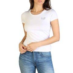 Marškinėliai moterims EA7 7VTT01 TJ4FZ 42858 kaina ir informacija | Marškinėliai moterims | pigu.lt