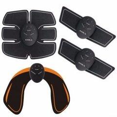 EMS klubo raumenų stimuliatorius, pilvo treniruoklis kaina ir informacija | Preso treniruokliai | pigu.lt