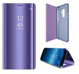 Fusion Clear View, skirtas Samsung A515 / A315 Galaxy A51 / A31, violetinis kaina ir informacija | Telefono dėklai | pigu.lt