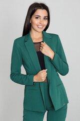 Švarkelis moterims Figl 111083, žalias kaina ir informacija | Moteriški švarkeliai | pigu.lt