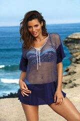 Paplūdimio suknelė moterims Marko 112278, mėlyna kaina ir informacija | Suknelės | pigu.lt
