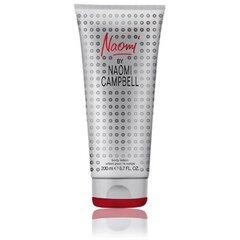 Kūno pienelis Naomi Campbell Naomi 200 ml