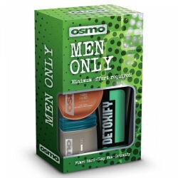 Plaukų kosmetikos rinkinys vyrams Osmo Men Only kaina ir informacija | Plaukų formavimo priemonės | pigu.lt