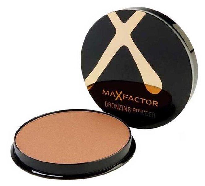 Bronzinanti pudra Max Factor Bronzing Powder 21 g kaina ir informacija | Pudros, bronzantai, skaistalai | pigu.lt
