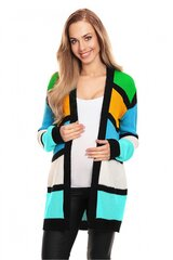 Kardiganas moterims PeeKaBoo 132011 kaina ir informacija | Megztiniai moterims | pigu.lt
