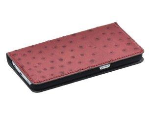 Tellur dėklas skirtas Samsung Galaxy S7, raudonas kaina ir informacija | Telefono dėklai | pigu.lt