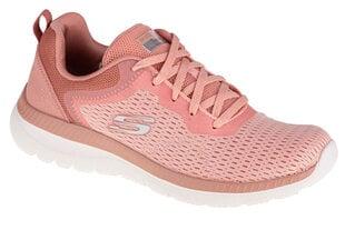 Laisvalaikio batai moterims Skechers 12607-ROS, rožiniai kaina ir informacija | Sportiniai bateliai, kedai moterims | pigu.lt