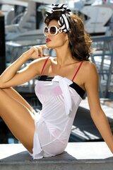 Paplūdimio suknelė moterims Marko 18053, balta kaina ir informacija | Suknelės | pigu.lt