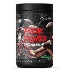Maisto papildas OstroVit Freak Fighter Pre Workout, 500 g. kaina ir informacija | Energetikai | pigu.lt