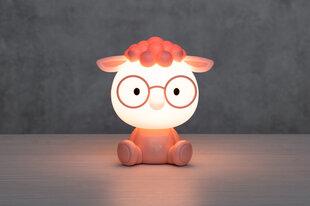 Vaikiškas reguliuojamas liečiamas šviestuvas Lamb kaina ir informacija | Vaikiškas reguliuojamas liečiamas šviestuvas Lamb | pigu.lt