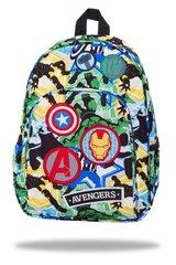 Maža kuprinė CoolPack Toby Keršytojai (Avengers) Badges B49308 kaina ir informacija | Maža kuprinė CoolPack Toby Keršytojai (Avengers) Badges B49308 | pigu.lt
