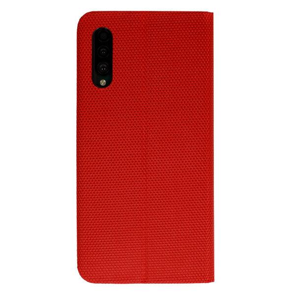SENSITIVE book dėklas telefonui skirtas Xiaomi Redmi Note 9T, raudonas atsiliepimas