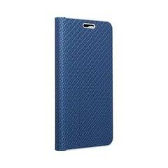 Dėklas telefonui Luna Book, skirtas Samsung Galaxy A52 5G / A52, mėlyna kaina ir informacija | Telefono dėklai | pigu.lt