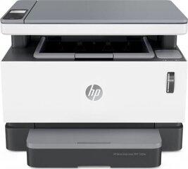 B tipas. HP NeverStop 1200w (4RY26A#B19) Multifunkcinis lazerinis, juodai-baltas, A4, spausdintuvas kaina ir informacija | Spausdintuvai | pigu.lt
