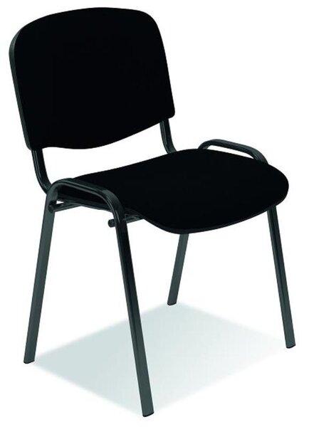 Kedė ISO juoda kaina ir informacija | Biuro kėdės | pigu.lt