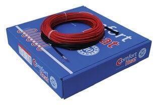 Šildymo kabelis CTAV-18 kaina ir informacija | Grindų ir veidrodžių šildymo kilimėliai | pigu.lt