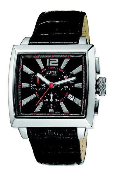 Vyriškas laikrodis Esprit Collection Istros Night kaina ir informacija | Vyriški laikrodžiai | pigu.lt