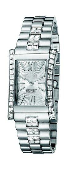 Laikrodis moterims Esprit Collection Elektra Silver kaina ir informacija | Laikrodžiai moterims | pigu.lt