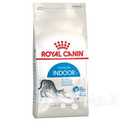 Royal Canin Cat Indoor 2 kg kaina ir informacija | Sausas maistas katėms | pigu.lt