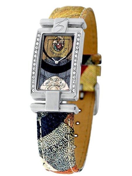 Laikrodis moterims Gattinoni Libra Planetarium Silver kaina ir informacija | Laikrodžiai moterims | pigu.lt