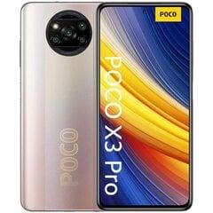 Xiaomi Poco X3 Pro, 128GB, Metal Bronze цена и информация | Мобильные телефоны | pigu.lt