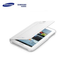 Samsung EFC-1G5SWECSTD Galaxy Tab 2 7.0 P3100 Utra Thin Stand Book Cover Snow White