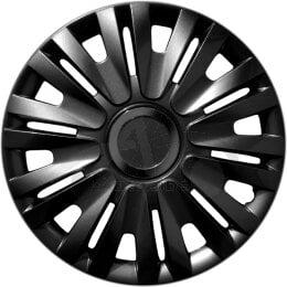 "Jawoplast ratlankių gaubtai (4vnt) ""Delta"" juodi kaina ir informacija | Ratų gaubtai | pigu.lt"