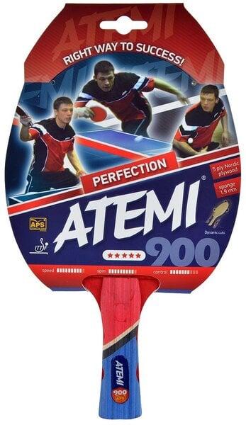 Stalo teniso raketė Atemi 900***** kaina ir informacija | Stalo teniso stalai,  raketės, kamuoliukai | pigu.lt