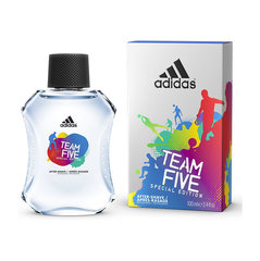 Losjonas po skutimosi Adidas Team Five 100 ml