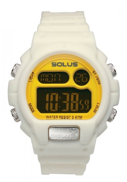 Daugiafunkcinis laikrodis Solus 01-830-002 kaina ir informacija | Laikrodžiai moterims | pigu.lt