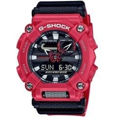 Laikrodis vyrams Casio, raudonas kaina ir informacija | Vyriški laikrodžiai | pigu.lt