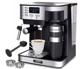 Yoer Pressure Overflow kaina ir informacija | Kavos aparatai | pigu.lt