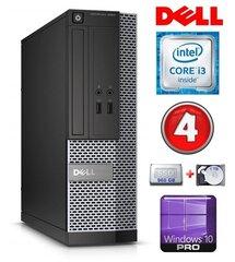 DELL 3020 SFF i3-4150 4GB 960SSD+1TB WIN10Pro kaina ir informacija   Stacionarūs kompiuteriai   pigu.lt