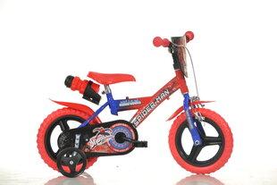"""Berniukų dviratukas Dino bikes Spiderman 12"""", 123GL-SA"""