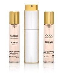 Kvapusis vanduo Chanel Coco Mademoiselle EDP moterims 3 x 20 ml