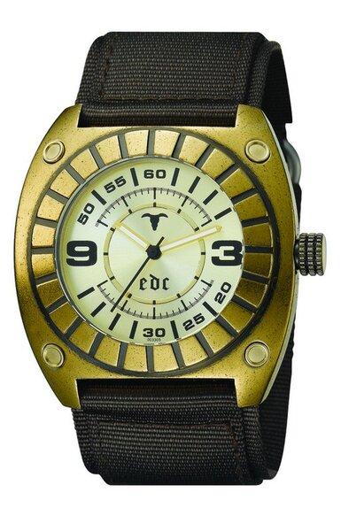 Vyriškas laikrodis edc by esprit Furious Rocket Tobacco Brown kaina ir informacija | Vyriški laikrodžiai | pigu.lt
