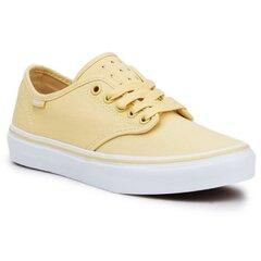 Laisvalaikio batai moterims Vans Camden Stripe W VN000ZSOR6P1, geltoni kaina ir informacija | Sportiniai bateliai, kedai moterims | pigu.lt