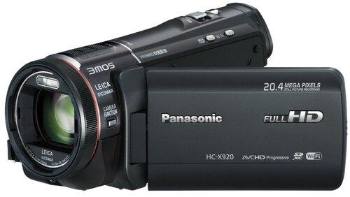 Panasonic HC-X920EP-K kaina ir informacija | Vaizdo kameros | pigu.lt