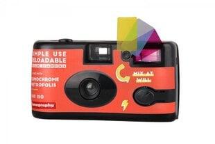 LomoChrome Metropolis Simple Use 400/27 kaina ir informacija | Skaitmeniniai fotoaparatai | pigu.lt